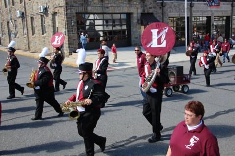 Parade for New Fire Station, Pumper Truck, Boat, Lehighton Fire Department, Lehighton (156)