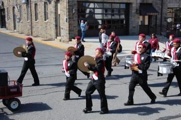 Parade for New Fire Station, Pumper Truck, Boat, Lehighton Fire Department, Lehighton (162)
