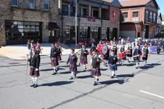 Parade for New Fire Station, Pumper Truck, Boat, Lehighton Fire Department, Lehighton (242)