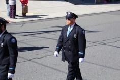 Parade for New Fire Station, Pumper Truck, Boat, Lehighton Fire Department, Lehighton (274)