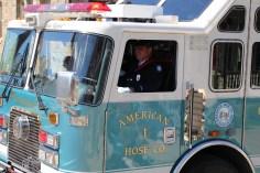 Parade for New Fire Station, Pumper Truck, Boat, Lehighton Fire Department, Lehighton (286)