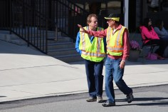 Parade for New Fire Station, Pumper Truck, Boat, Lehighton Fire Department, Lehighton (319)