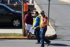 Parade for New Fire Station, Pumper Truck, Boat, Lehighton Fire Department, Lehighton (324)