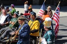 Parade for New Fire Station, Pumper Truck, Boat, Lehighton Fire Department, Lehighton (333)