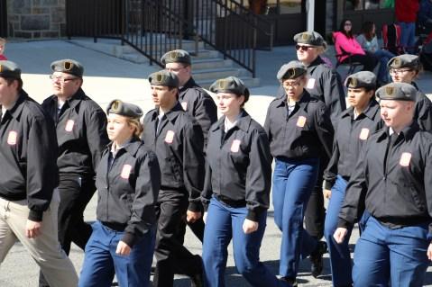 Parade for New Fire Station, Pumper Truck, Boat, Lehighton Fire Department, Lehighton (365)