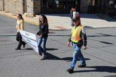 Parade for New Fire Station, Pumper Truck, Boat, Lehighton Fire Department, Lehighton (374)