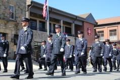 Parade for New Fire Station, Pumper Truck, Boat, Lehighton Fire Department, Lehighton (42)