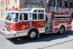 Parade for New Fire Station, Pumper Truck, Boat, Lehighton Fire Department, Lehighton (64)