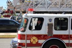 Parade for New Fire Station, Pumper Truck, Boat, Lehighton Fire Department, Lehighton (74)
