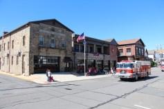 Parade for New Fire Station, Pumper Truck, Boat, Lehighton Fire Department, Lehighton (76)