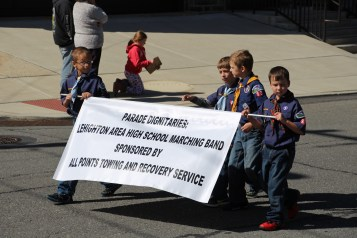 Parade for New Fire Station, Pumper Truck, Boat, Lehighton Fire Department, Lehighton (90)