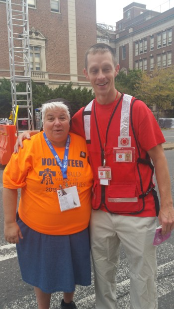 Pope Visit, Salvation Army volunteers, from Eric Becker, Philadelphia, Sept 2015 (98)