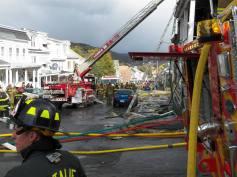 Structure Fire, photos courtesy Bill N Tonia, Ashland, 10-18-2015 (45)