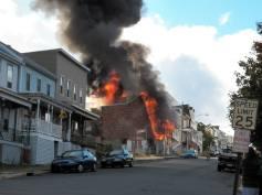 Structure Fire, photos courtesy Bill N Tonia, Ashland, 10-18-2015 (6)