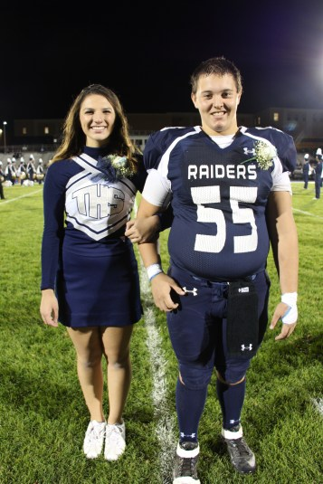 Tamaqua Area Homecoming Game, King and Queen, Sports Stadium, Tamaqua, 10-16-2015 (131)
