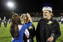 Tamaqua Area Homecoming Game, King and Queen, Sports Stadium, Tamaqua, 10-16-2015 (148)