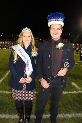 Tamaqua Area Homecoming Game, King and Queen, Sports Stadium, Tamaqua, 10-16-2015 (156)