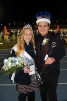 Tamaqua Area Homecoming Game, King and Queen, Sports Stadium, Tamaqua, 10-16-2015 (158)b
