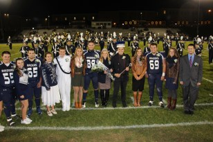 Tamaqua Area Homecoming Game, King and Queen, Sports Stadium, Tamaqua, 10-16-2015 (168)