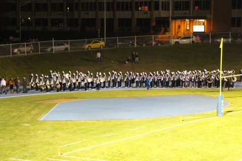 Tamaqua Area Homecoming Game, King and Queen, Sports Stadium, Tamaqua, 10-16-2015 (24)