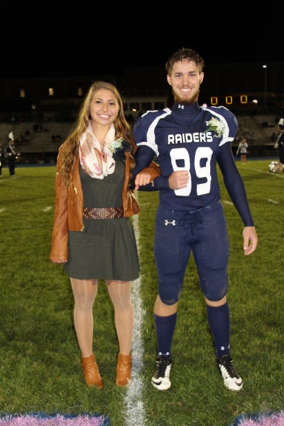Tamaqua Area Homecoming Game, King and Queen, Sports Stadium, Tamaqua, 10-16-2015 (94)