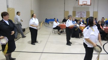 100-Year Anniversary Celebration, Tamaqua Salvation Army, Tamaqua, 10-1-2015 (103)