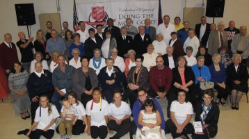 100-Year Anniversary Celebration, Tamaqua Salvation Army, Tamaqua, 10-1-2015 (146)