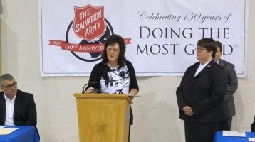 100-Year Anniversary Celebration, Tamaqua Salvation Army, Tamaqua, 10-1-2015 (27)