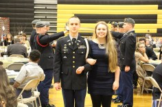 100th Anniversary Celebration of Panther Valley JROTC, PV High School, Lansford, 11-14-2015 (11)