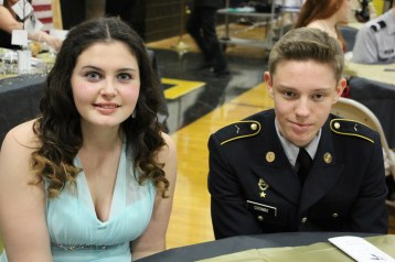 100th Anniversary Celebration of Panther Valley JROTC, PV High School, Lansford, 11-14-2015 (149)