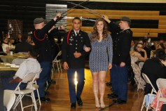 100th Anniversary Celebration of Panther Valley JROTC, PV High School, Lansford, 11-14-2015 (40)