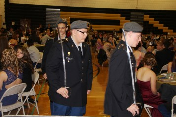 100th Anniversary Celebration of Panther Valley JROTC, PV High School, Lansford, 11-14-2015 (49)