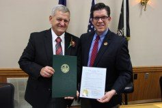 75th Anniversary Celebration of Ryan Township Fire Company, Barnesville, 11-14-2015 (41)