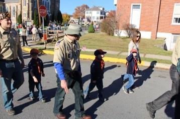Carbon County Veterans Day Parade, Jim Thorpe, 11-8-2015 (209)