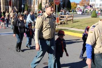 Carbon County Veterans Day Parade, Jim Thorpe, 11-8-2015 (210)