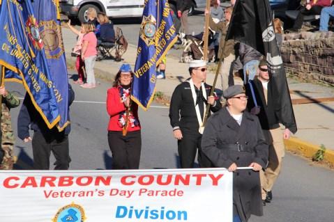 Carbon County Veterans Day Parade, Jim Thorpe, 11-8-2015 (281)