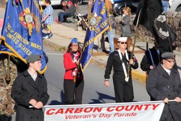 Carbon County Veterans Day Parade, Jim Thorpe, 11-8-2015 (283)