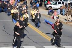 Carbon County Veterans Day Parade, Jim Thorpe, 11-8-2015 (301)