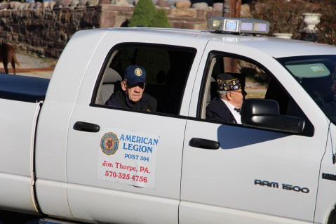 Carbon County Veterans Day Parade, Jim Thorpe, 11-8-2015 (38)