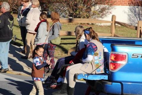 Carbon County Veterans Day Parade, Jim Thorpe, 11-8-2015 (402)