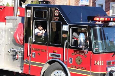 Carbon County Veterans Day Parade, Jim Thorpe, 11-8-2015 (460)