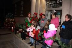 Coaldale Holiday Tree Lighting, Via C.H.O.S.E., Borough Hall, Coaldale, 11-29-2015 (14)