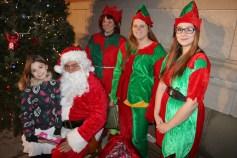 Coaldale Holiday Tree Lighting, Via C.H.O.S.E., Borough Hall, Coaldale, 11-29-2015 (32)