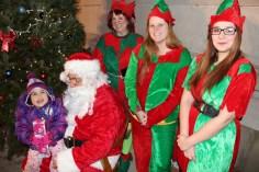 Coaldale Holiday Tree Lighting, Via C.H.O.S.E., Borough Hall, Coaldale, 11-29-2015 (50)