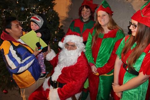 Coaldale Holiday Tree Lighting, Via C.H.O.S.E., Borough Hall, Coaldale, 11-29-2015 (57)