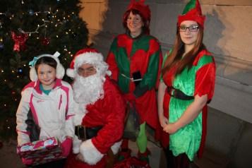 Coaldale Holiday Tree Lighting, Via C.H.O.S.E., Borough Hall, Coaldale, 11-29-2015 (70)