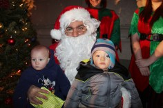 Coaldale Holiday Tree Lighting, Via C.H.O.S.E., Borough Hall, Coaldale, 11-29-2015 (78)