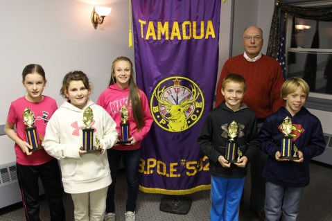Elks Hoop Shoot Winners, Tamaqua Elks Lodge BPOE 592, Tamaqua, 11-23-2015 (31)