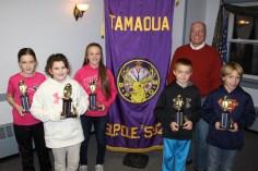 Elks Hoop Shoot Winners, Tamaqua Elks Lodge BPOE 592, Tamaqua, 11-23-2015 (41)