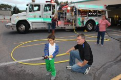 Fire Prevention and Awareness, Open House, Hometown Fire Company, Hometown, 10-6-2015 (3)